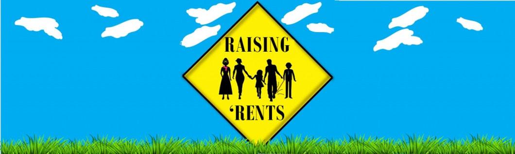 Raising 'Rents Logo